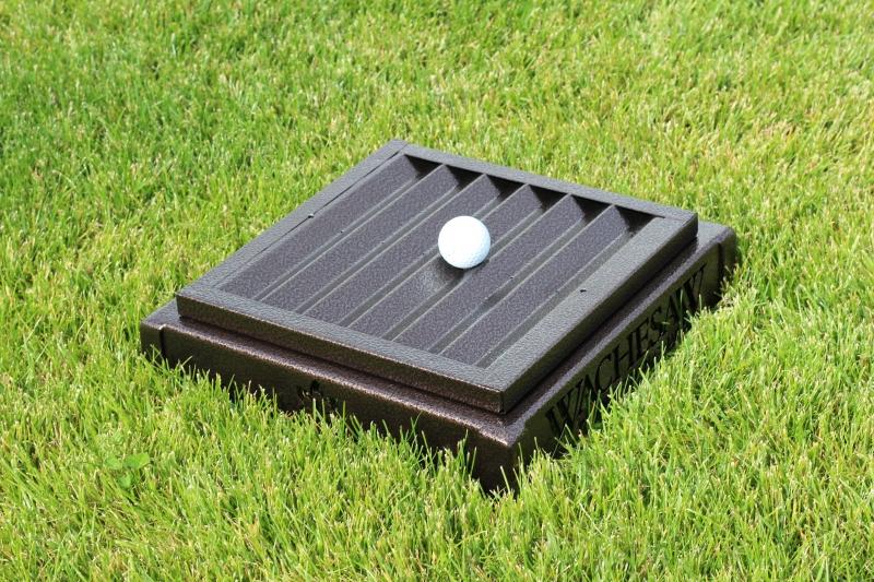 Ball Pyramid Tray -Wachesaw