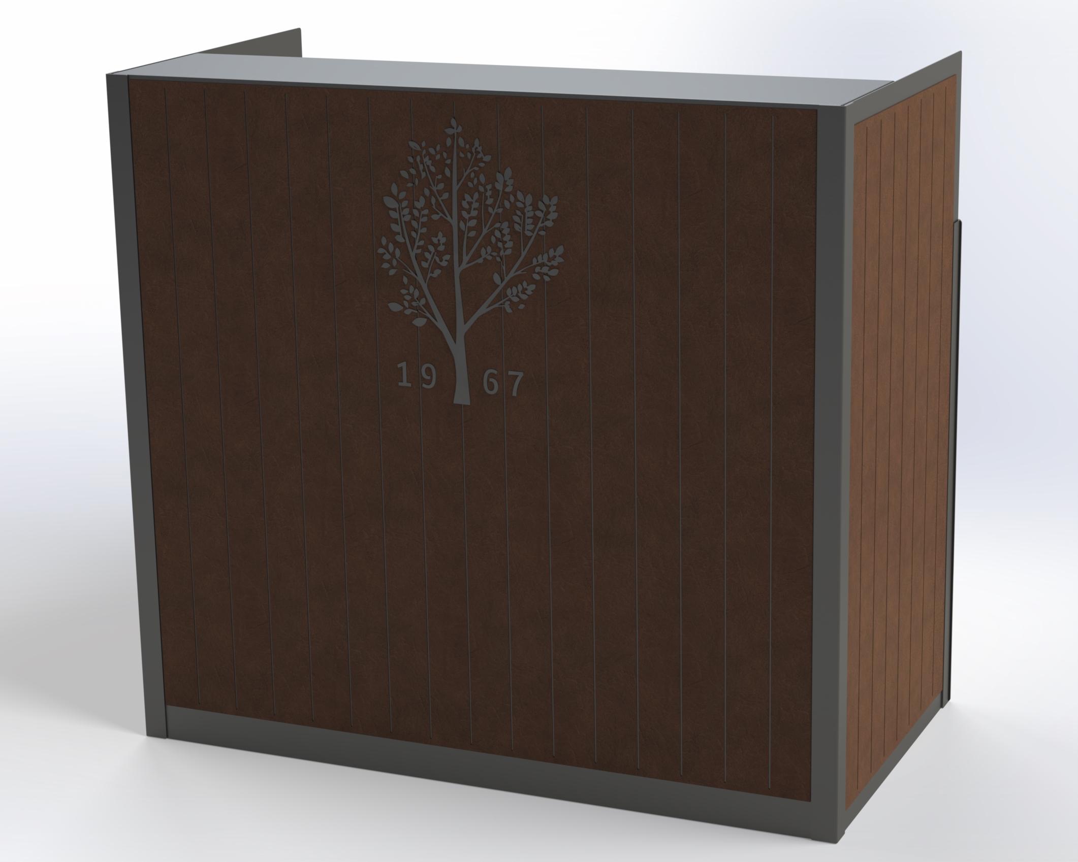 Ravinia-Green-Large-podium-Teaked