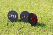 Established Year Tee Markers Mount Vernon