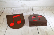 Tee Box Markers -Crosby Club
