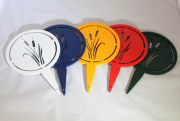 Tee Markers -Cattail