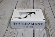 Tournament Tee Markers -Eagle Bend