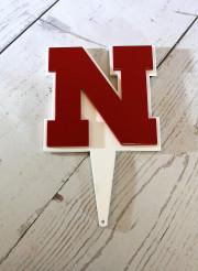 University of Nebraska Tee Markers
