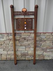 Custom Tee Sign -Carmel Valley