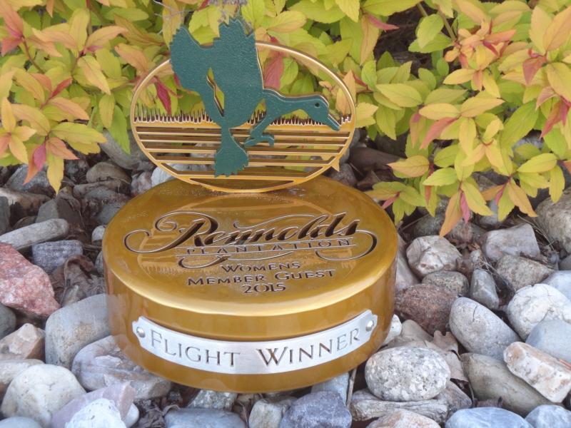 Flight Winner Award- Reynold's Plantation