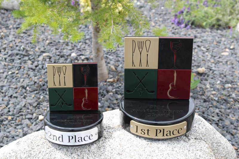 Golf Tournament Prizes -Rogue 5 -Southern Oregon Classic