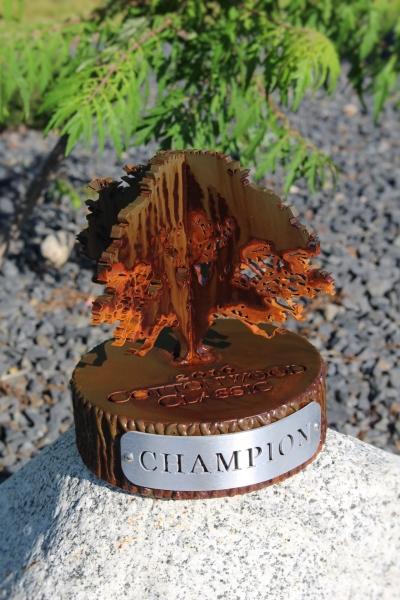 Oak Tree Trophies -Champions Run