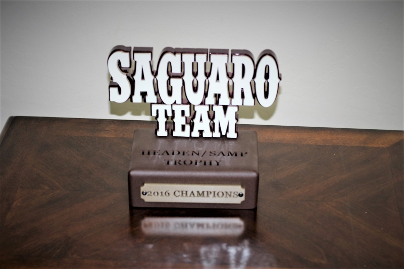 Southern Dunes' Trophy