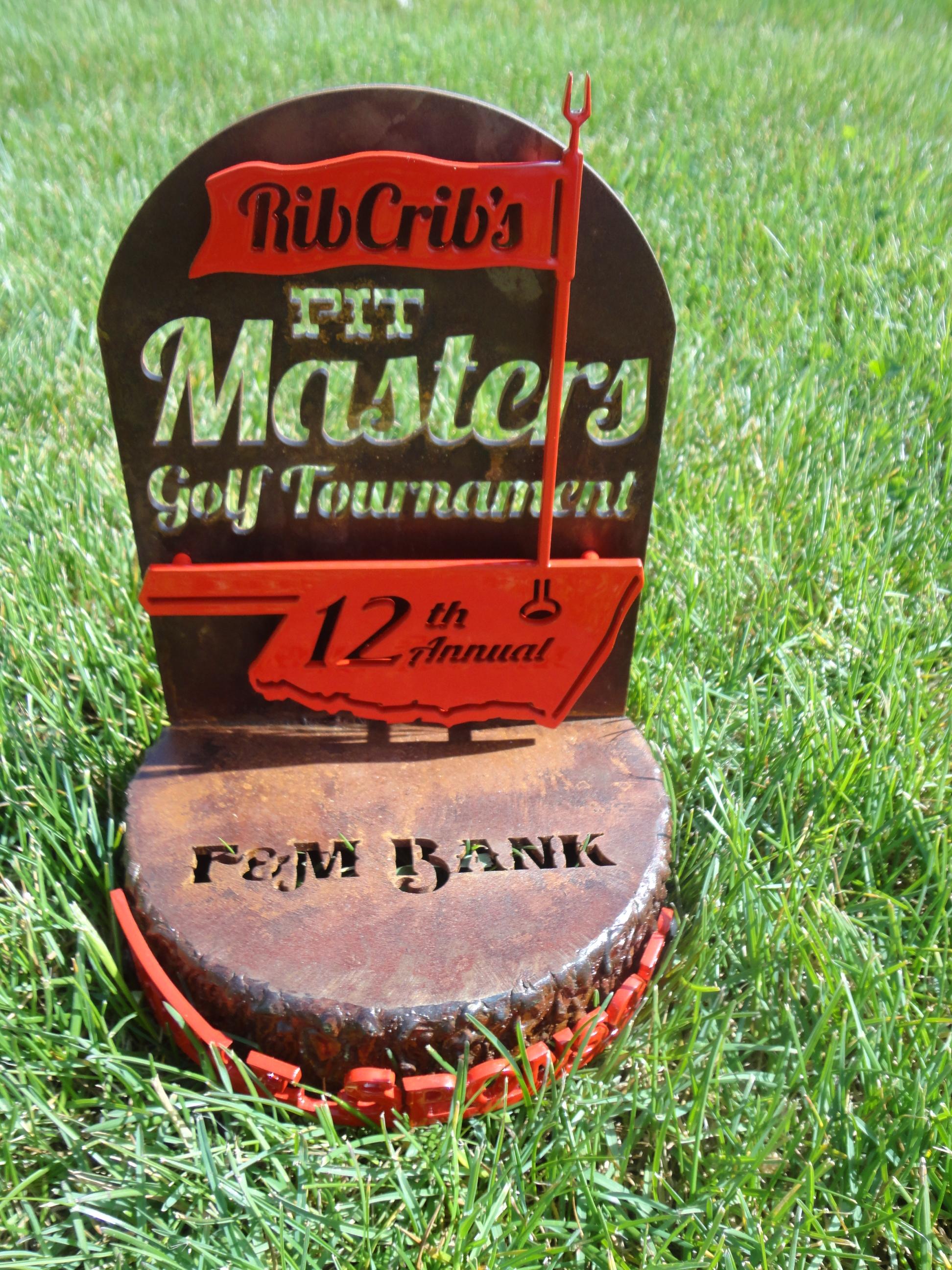 RIB CRIB -Tournament Trophy