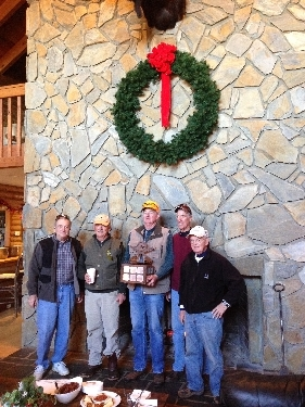 Custom Golf Trophy