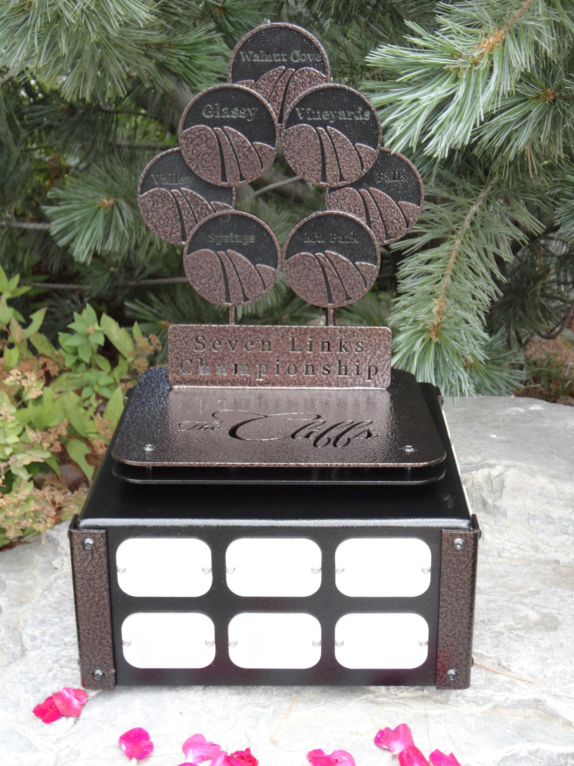 Cliffs -Club Championship Trophy