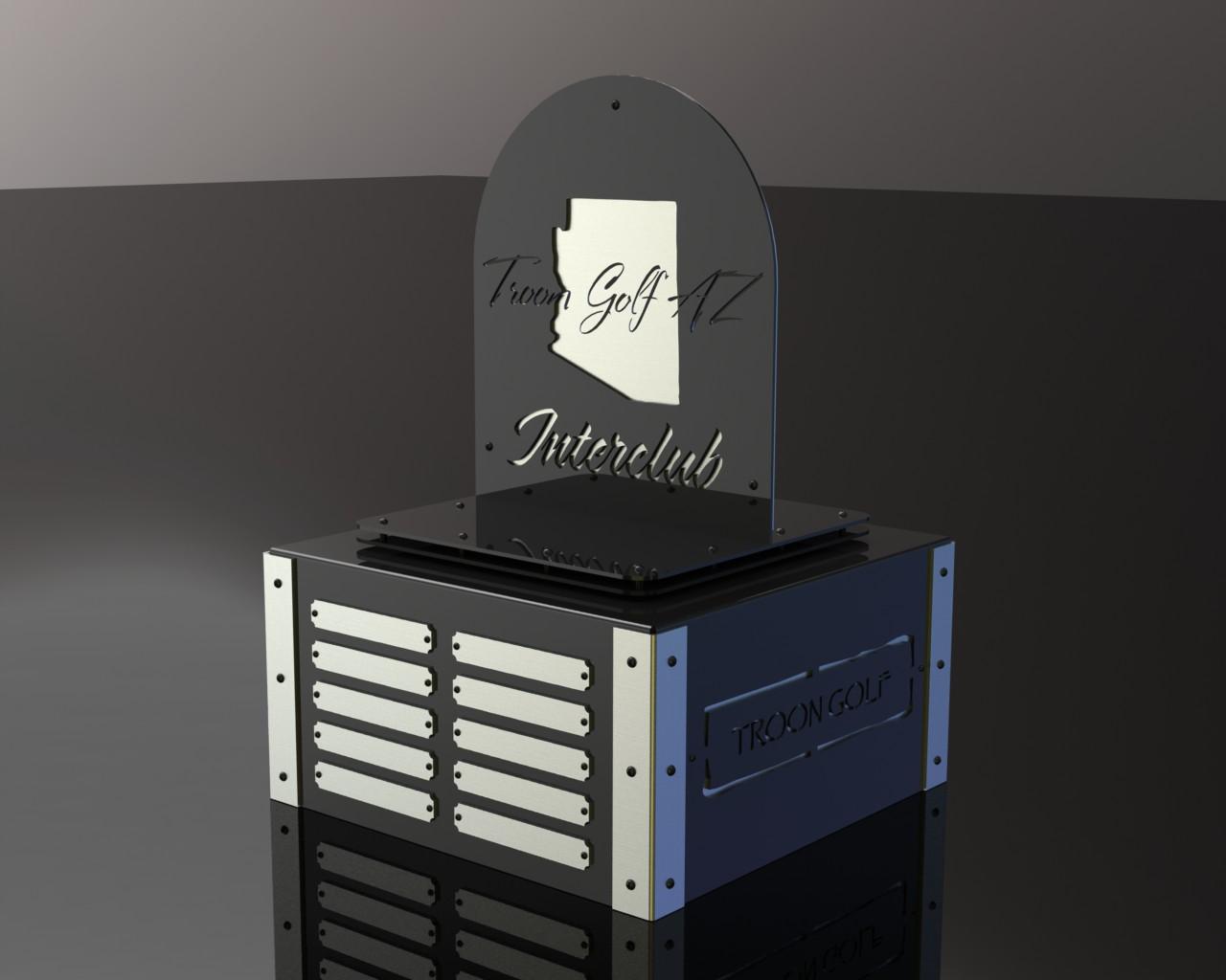 Troon Perpetual Trophy