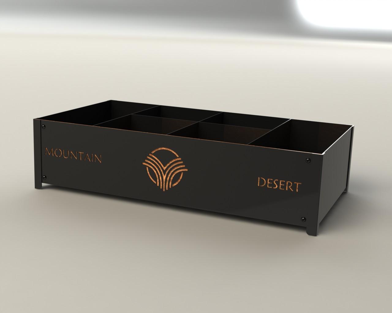 Tournament Amenities Box