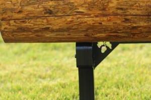Blue Jack Custom Golf Bench