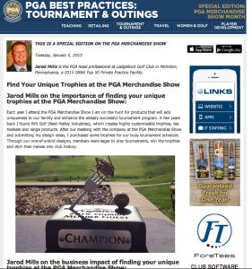 PGA Best Practices