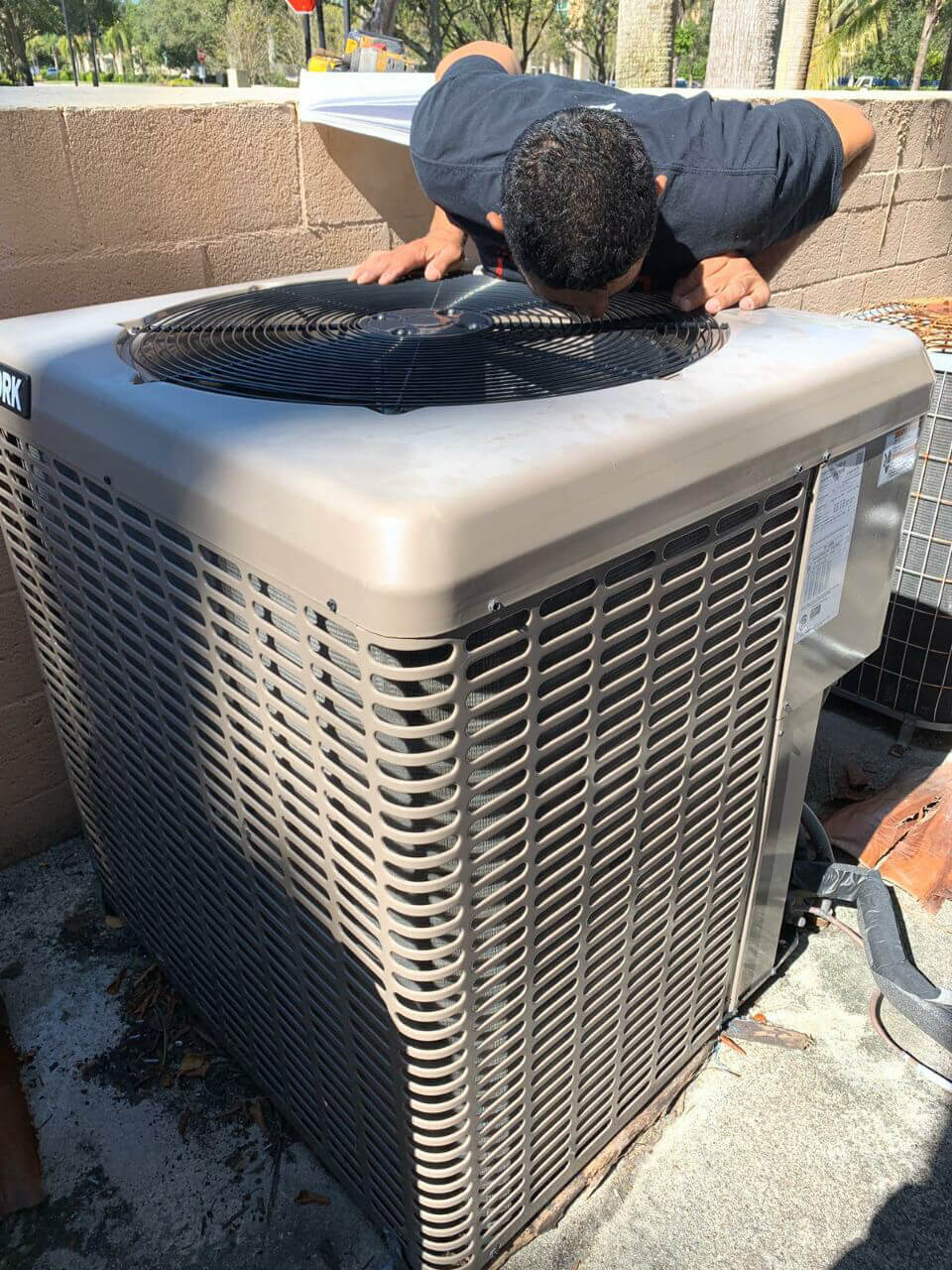 Commercial HVAC service near me