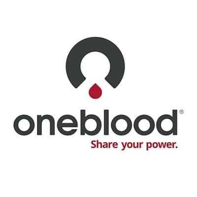 Logo oneblood