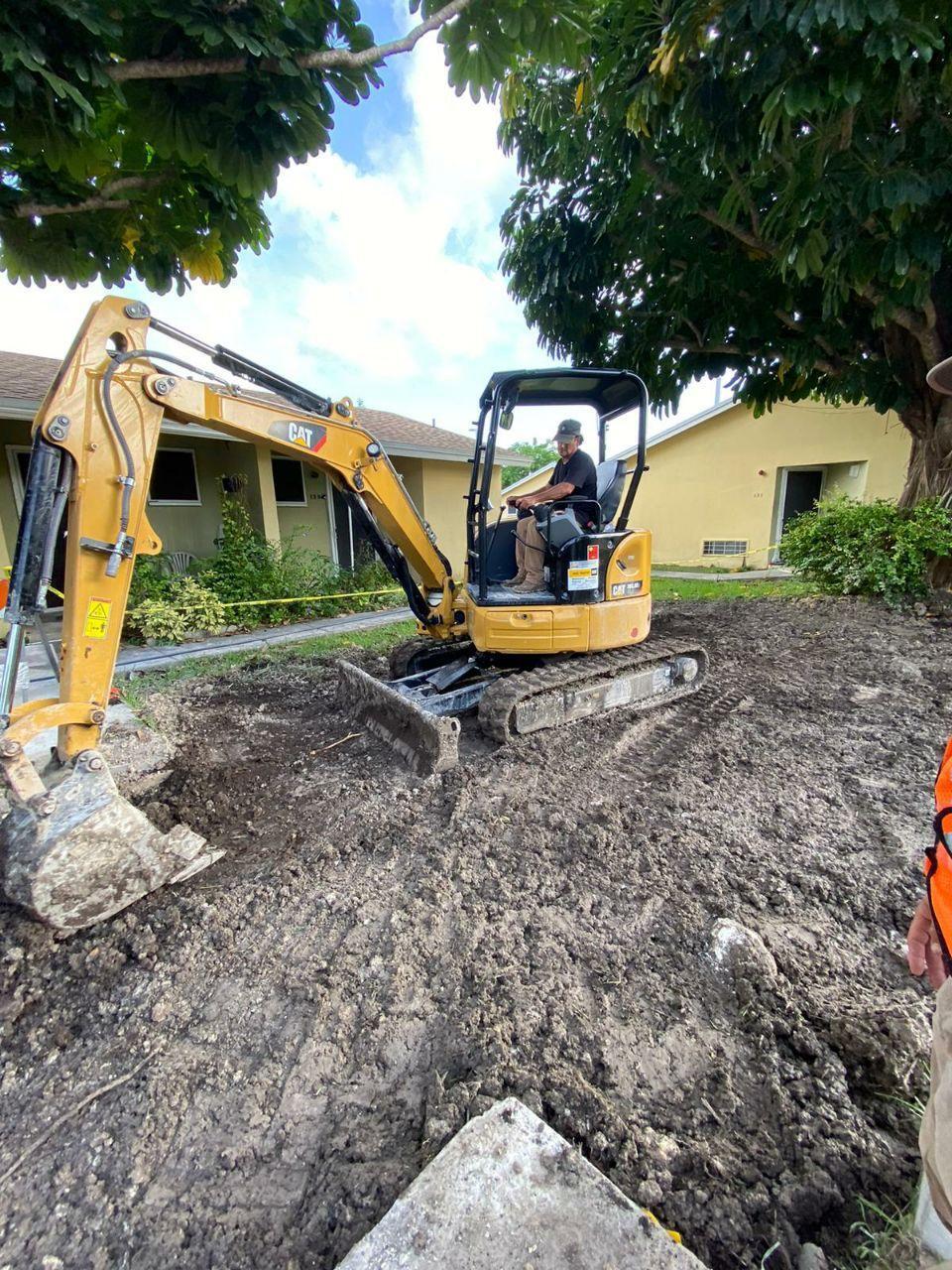 Emergency Underground Plumbing Service, Florida City