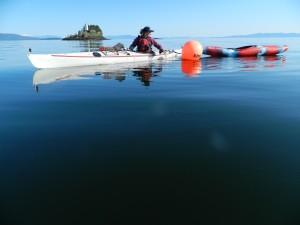 Dawn Deployment Kayaks