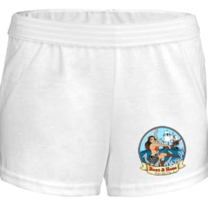 B&H Sea Vixen Lady Athletic Shorts