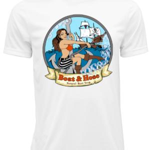 B&H Sea Vixen Sport Shirt