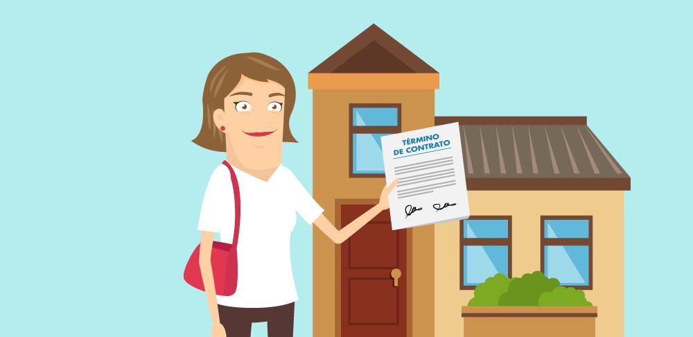 Indemnización para trabajadores de casa particular