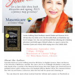 FALL ENTERTAINMENT KICKOFF: Attention lovers of historical fiction!