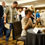 ENTHUSIASTIC THUMBS UP for the  International Thriller Writers Association ThrillerFest Conference XIV, July 2019, NYC