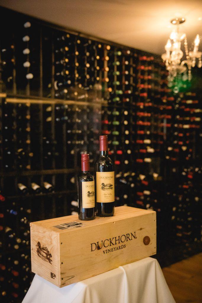 Tujagues-wine-cellar