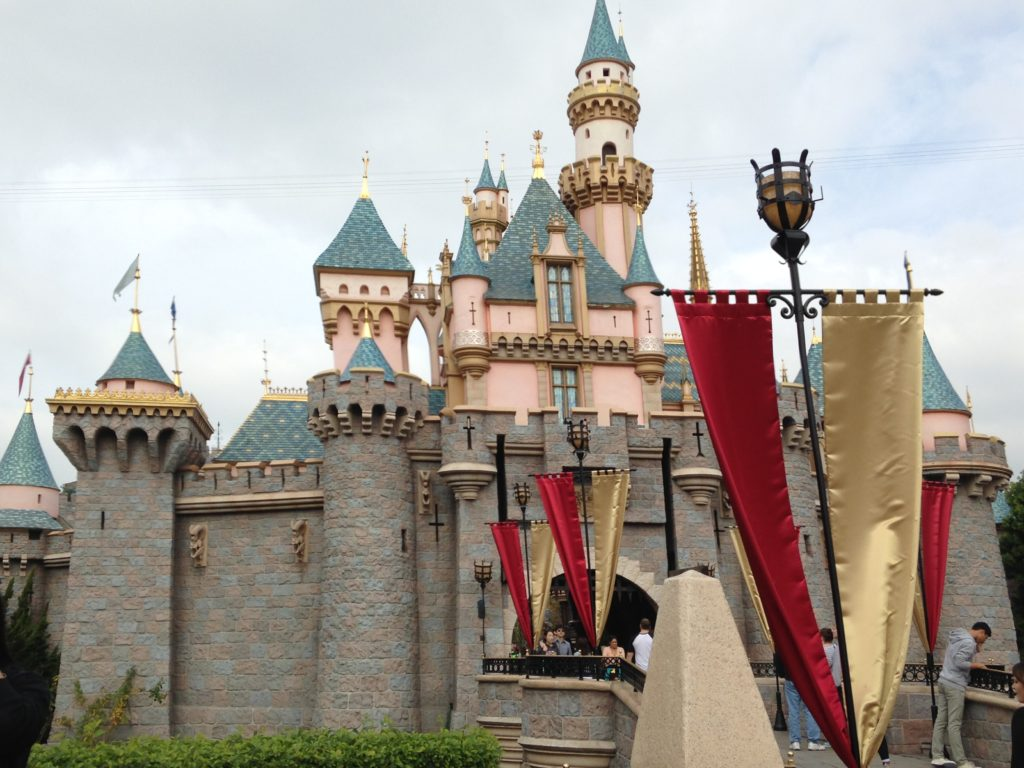 Sleeping Beauty Castle - Disneyland