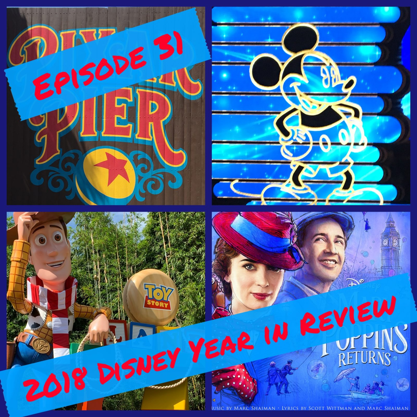 2018 Disney Year In Review