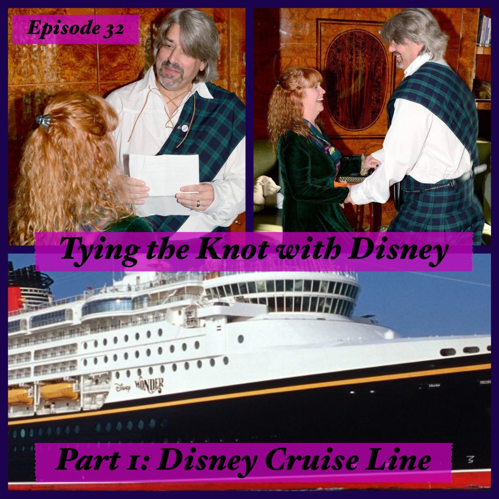Tying The Knot With Disney - Disney Cruise Line