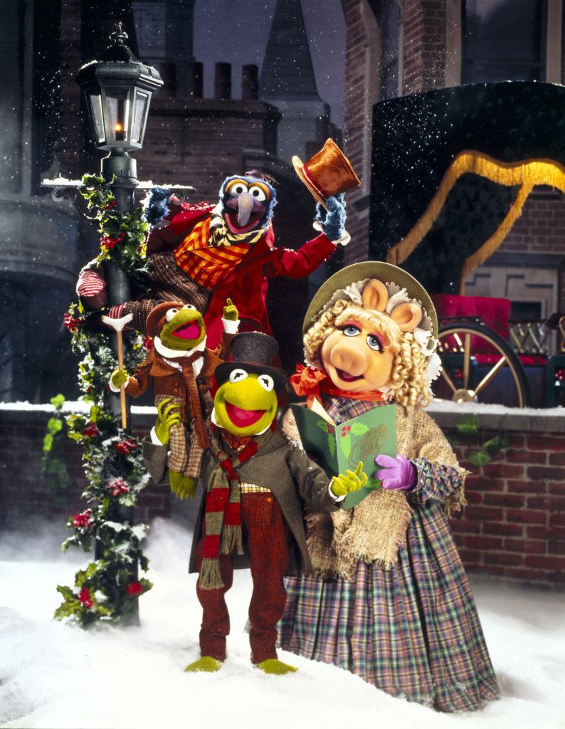 Muppets Christmas Carol - Disney Holidays Movies & Specials