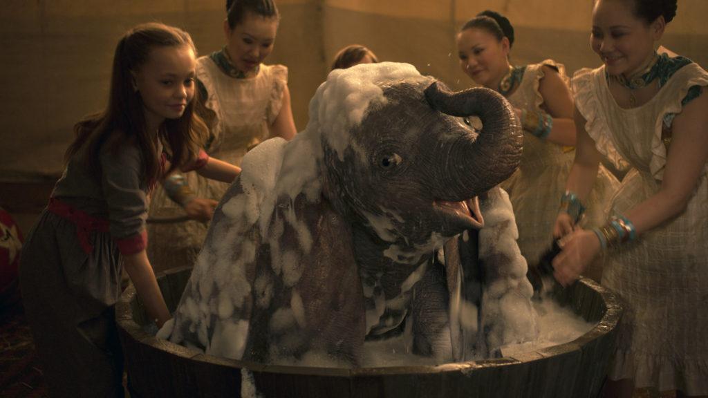 Dumbo - Bath Time