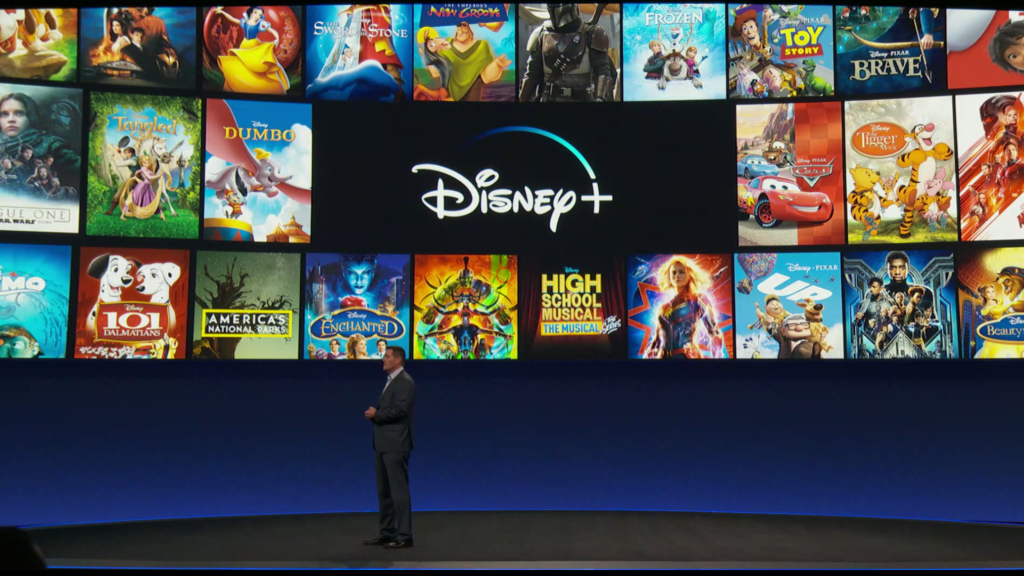 Disney+ Showcase