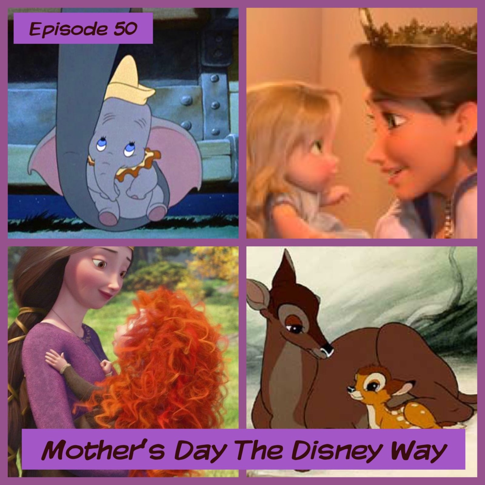 Mother's Day the Disney Way