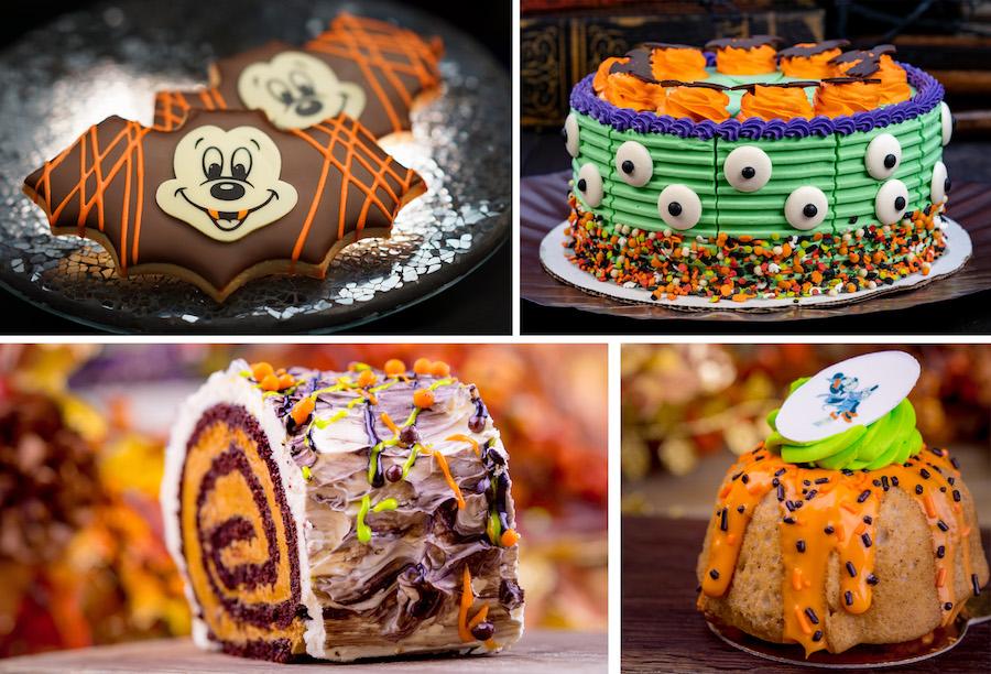 Disneyland Halloween Time Treats