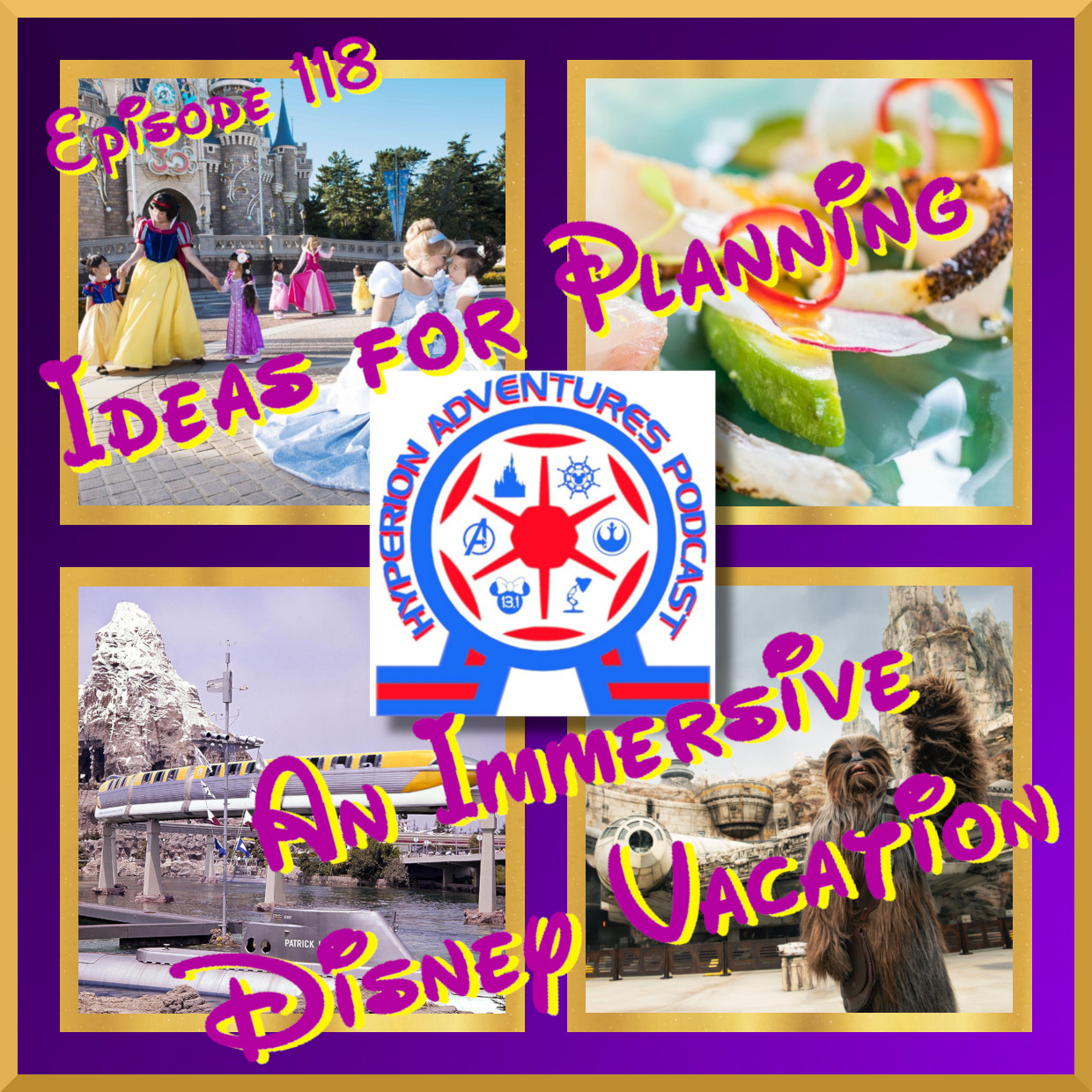 Ideas For Planning An Immersive Disney Vacation