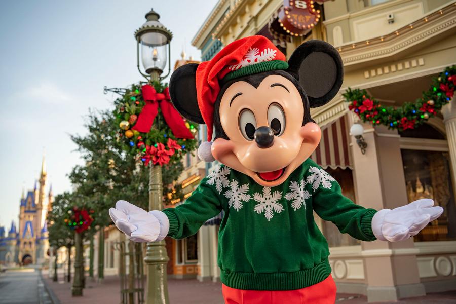 Holiday announcements at Walt Disney World - Our Alan Menken Appreciation Show