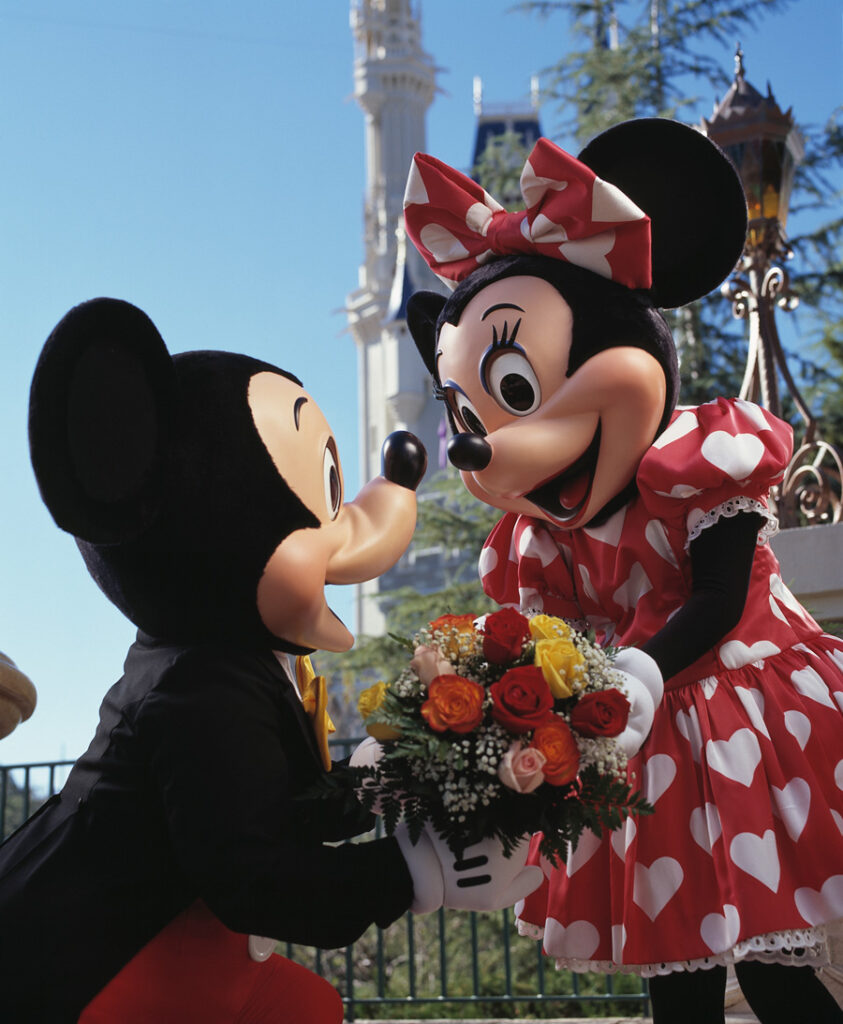 Mickey and Minnie Romantic - Ideas For Planning An Immersive Disney Vacation