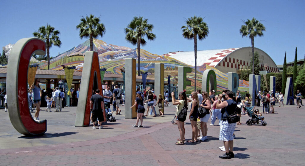 Disney's California Adventure Park - Disney In The 2000s - A Decade Of Turnaround