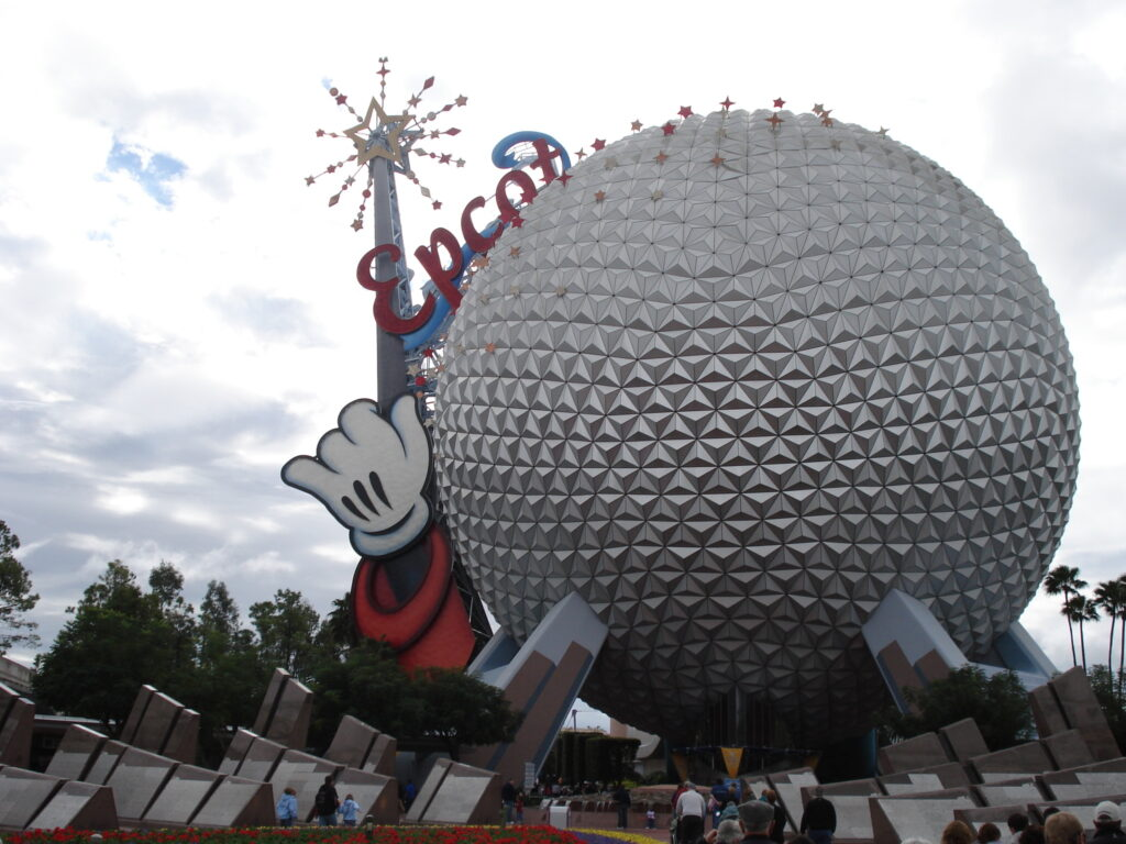 Spaceship Earth - Walt Disney World - Disney In The 2000s - A Decade Of Turnaround