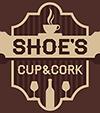 Shoe's Cup & Cork | Leesburg Restaurant Logo