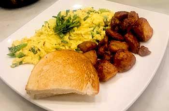 morning dish