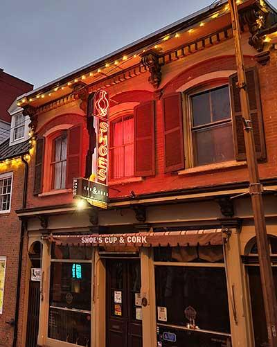 Leesburg restaurant