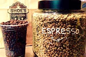 Local coffee roaster