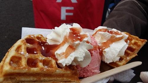 delicia hot waffle
