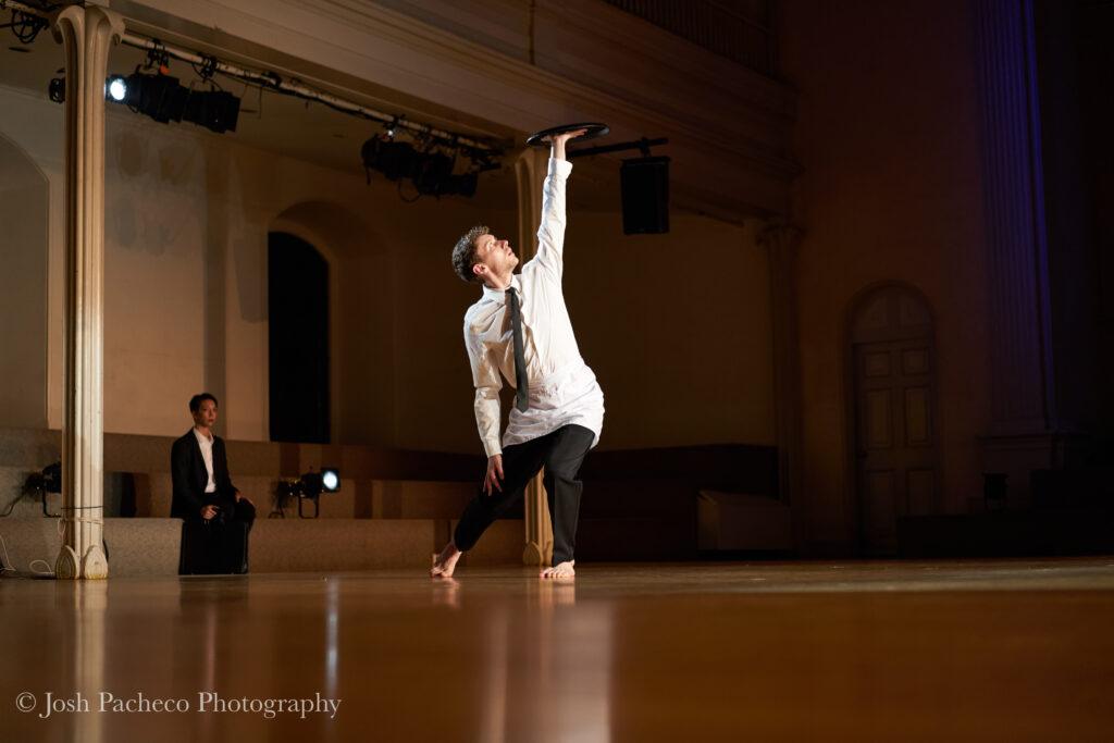 5 Studies Danspace 2019 Josh Pacheco