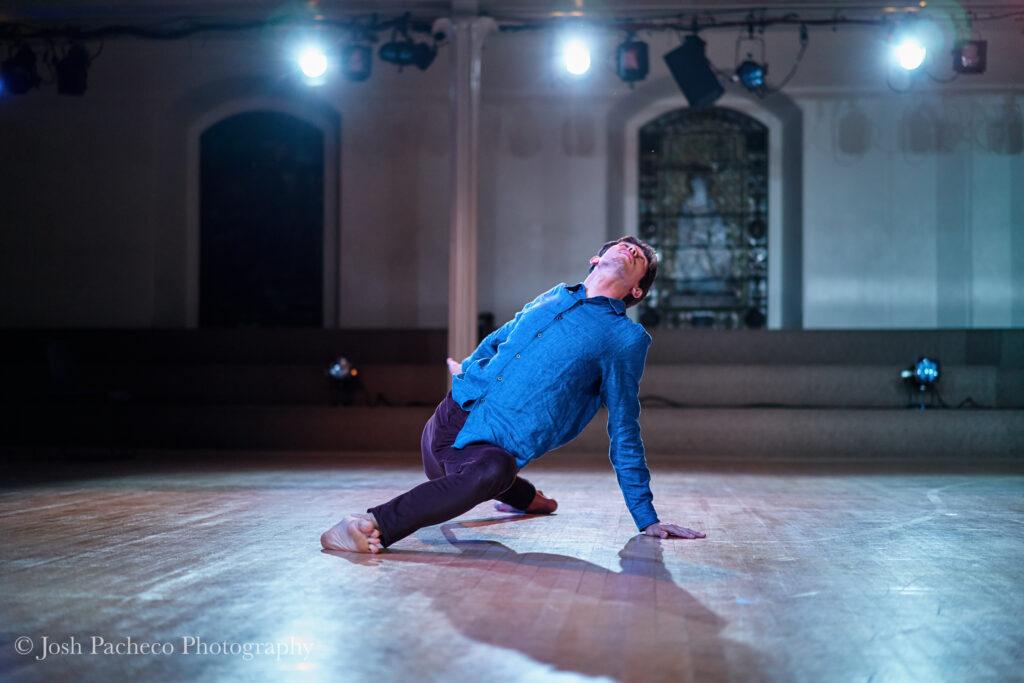 Assuage Danspace 2019 Josh Pacheco
