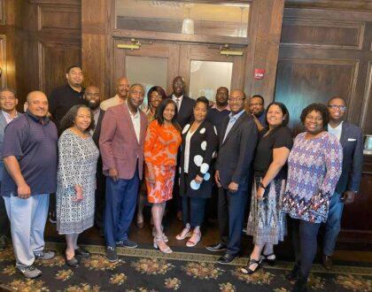 Elder Watkins and Elder Brooks Celebration